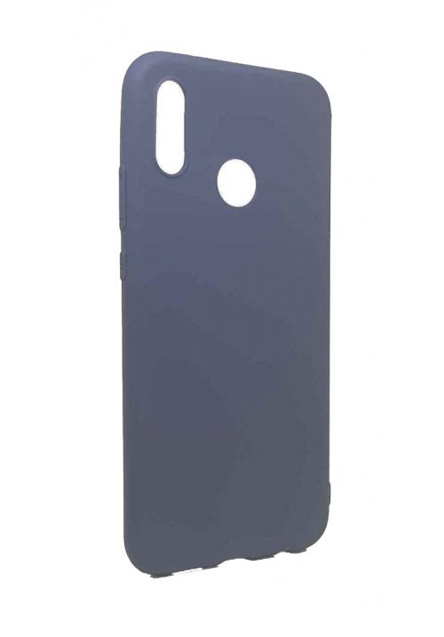 Θήκη για Xiaomi Redmi Note 7 Forcell Soft Dark Blue