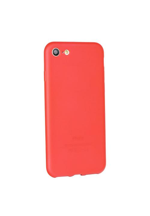 Θήκη για Xiaomi Redmi Note 7 Jelly Case Flash Mat Red