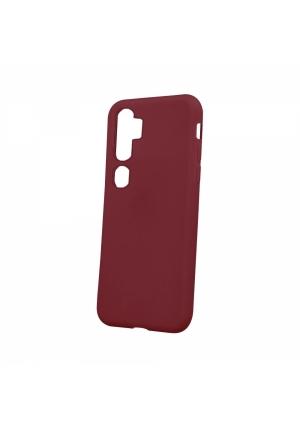 Θήκη για Xiaomi Mi Note 10 Senso Soft Touch Burgundy SESTXIAMN10B