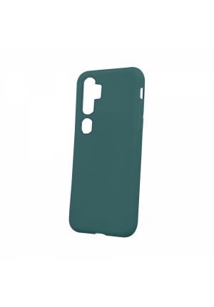 Θήκη για Xiaomi Mi Note 10 Senso Soft Touch Forest Green SESTXIAMN10F