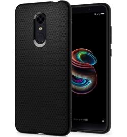 Θήκη για Xiaomi Redmi 5 Plus Spigen Liquid Air Black