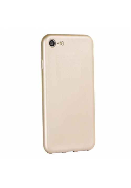 Θήκη για Xiaomi Redmi 7 Jelly Case Flash Mat Gold
