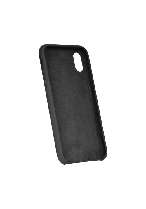 Θήκη για Xiaomi Redmi 7 Forcell Silicone Black