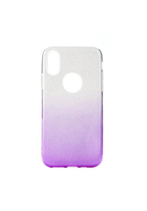 Θήκη για Xiaomi Redmi 7 Forcell Shining Clear Violet