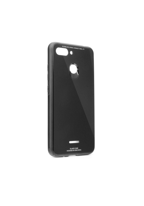 Θήκη για Xiaomi Redmi 7 Forcell Glass Black