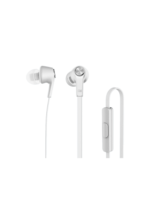 XIAOMI MI IN-EAR HEADPHONE PISTON SILVER EU