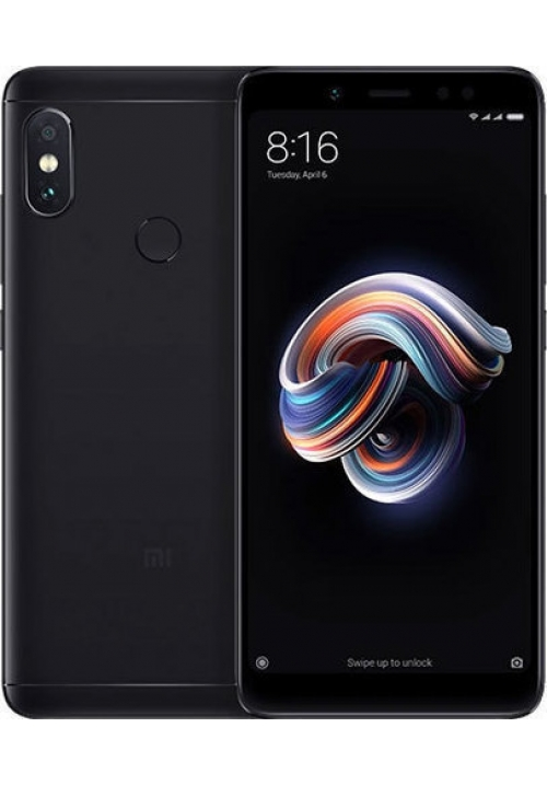XIAOMI REDMI NOTE 5 32GB DUAL BLACK EU