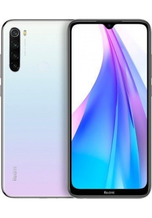 XIAOMI REDMI NOTE 8T 128GB DUAL WHITE EU