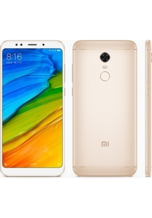 XIAOMI REDMI 5 PLUS 64GB 4GB DUAL GOLD EU