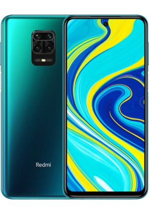 XIAOMI REDMI NOTE 9S 64GB 4GB DUAL BLUE EU M2003J6A1G
