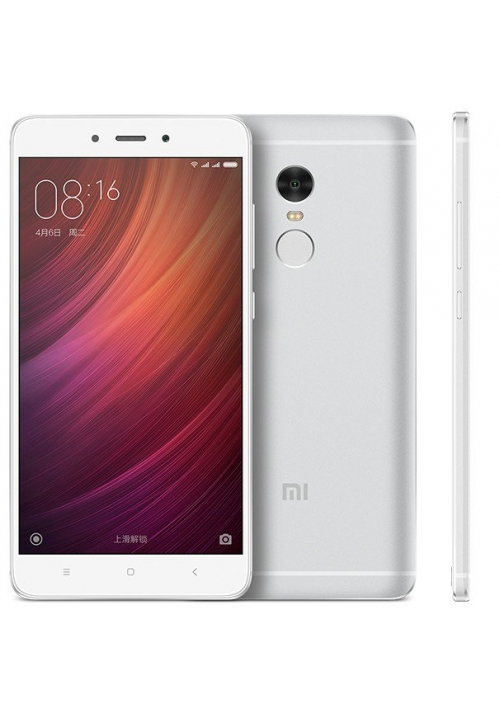 XIAOMI REDMI NOTE 4 32GB DUAL WHITE (MEDIATEK) (ΜΕ ΑΝΤΑΠΤΟΡΑ)