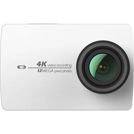 YI ACTION CAMERA 4K WHITE 2AFIB...