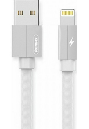CABLE REMAX LIGHTNING KEROLLA 2m RC-094i WHITE