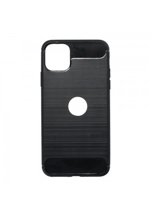 ΘΗΚΗ ΓΙΑ APPLE IPHONE 11 PRO MAX FORCELL CARBON BLACK