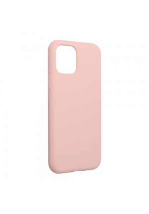ΘΗΚΗ ΓΙΑ APPLE IPHONE 11 PRO MERCURY SILICONE PINK SAND