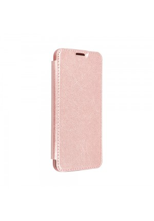 Θήκη για Apple Iphone 12/12 Pro Forcell Electro Book Rose Gold