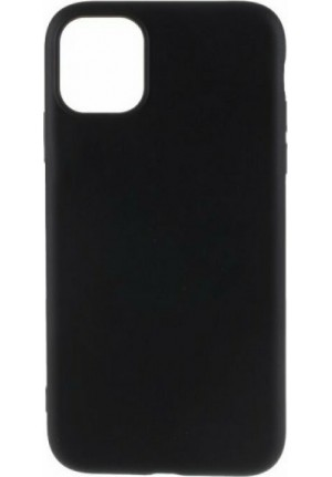 ΘΗΚΗ ΓΙΑ APPLE IPHONE 11 SENSO SOFT TOUCH BLACK SESTIPXR2B