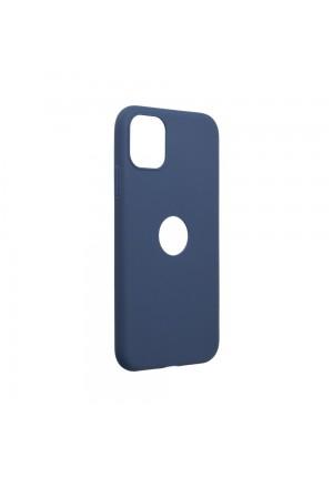 ΘΗΚΗ ΓΙΑ APPLE IPHONE 11 FORCELL SOFT DARK BLUE
