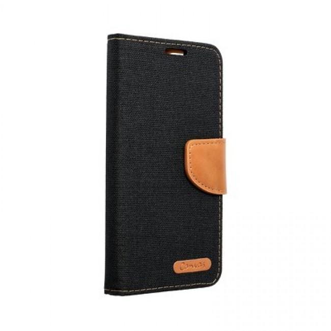 ΘΗΚΗ ΓΙΑ APPLE IPHONE 11 PRO CANVAS BOOK BLACK