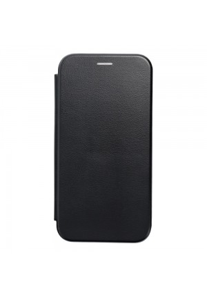 ΘΗΚΗ ΓΙΑ APPLE IPHONE 12/12 PRO FORCELL ELEGANCE BLACK