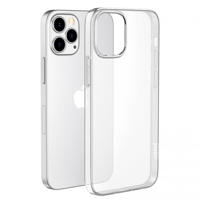 ΘΗΚΗ ΓΙΑ APPLE IPHONE 12 PRO MAX TPU CLEAR 0.3mm