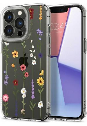 ΘΗΚΗ ΓΙΑ APPLE IPHONE 13 PRO SPIGEN CYRILL CECILE FLOWER GARDEN ACS03577