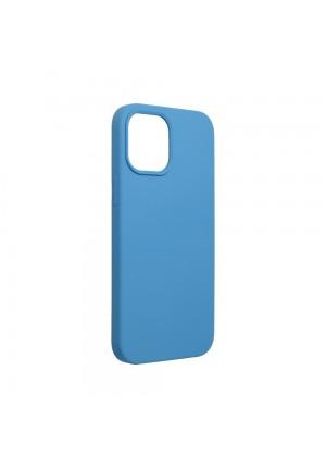 ΘΗΚΗ ΓΙΑ APPLE IPHONE 12 PRO MAX FORCELL SILICONE DARK BLUE