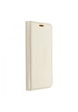 ΘΗΚΗ ΓΙΑ XIAOMI REDMI NOTE 8T MAGNET BOOK CASE GOLD