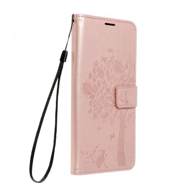 ΘΗΚΗ ΓΙΑ APPLE IPHONE 7/8/SE 2020 FORCELL MEZZO BOOK ROSE GOLD