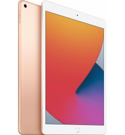 "APPLE IPAD 2020 10.2"" 32GB WiFi+LTE GOLD (ΜΕ ΑΝΤΑΠΤΟΡΑ)"