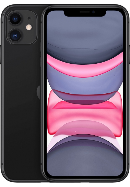 APPLE IPHONE 11 256GB BLACK EU