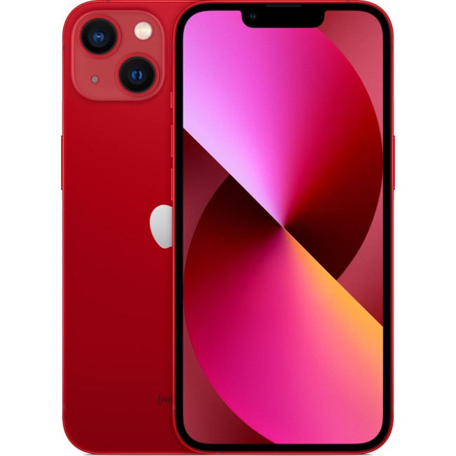 APPLE IPHONE 13 256GB RED EU MLQ93