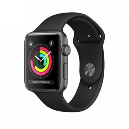 APPLE WATCH 3 38mm SPACE GREY S...