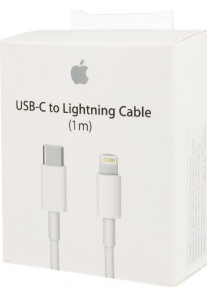 APPLE LIGHTNING TO TYPE C CABLE MK0X2ZM/A 1M BLISTER