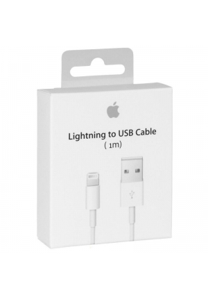 Apple USB to Lightning Cable White 1m (MQUE2) Blister