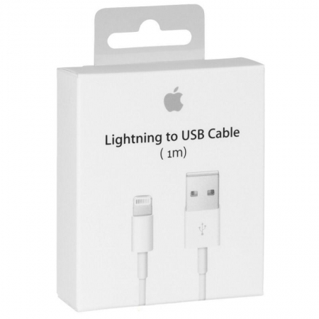 Apple USB to Lightning Cable Wh...