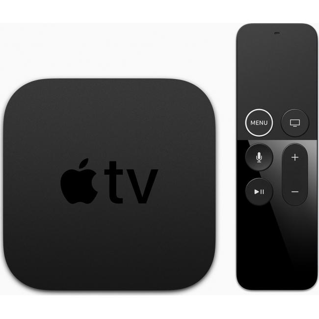 APPLE TV 4K 32GB 2017 MQD22QM/A (ΜΕ ΑΝΤΑΠΤΟΡΑ)