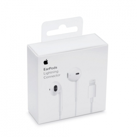 APPLE LIGHTNING EARPODS MMTN2 W...