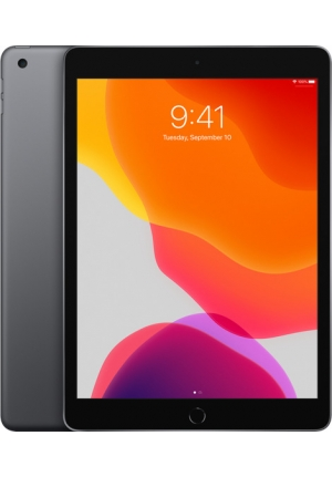 "APPLE IPAD 2019 10.2"" 128GB WIFI GREY (MW772) (ΜΕ ΑΝΤΑΠΤΟΡΑ) EU"