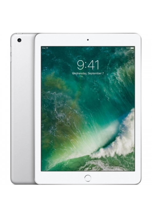 "APPLE IPAD 2017 9.7"" 128GB 4G SILVER (MP272) (ΜΕ ΑΝΤΑΠΤΟΡΑ) EU"