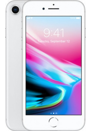 APPLE IPHONE 8 256GB SILVER WHITE EU