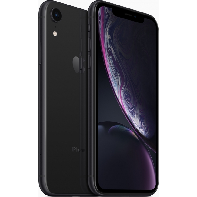 APPLE IPHONE XR 256GB BLACK EU
