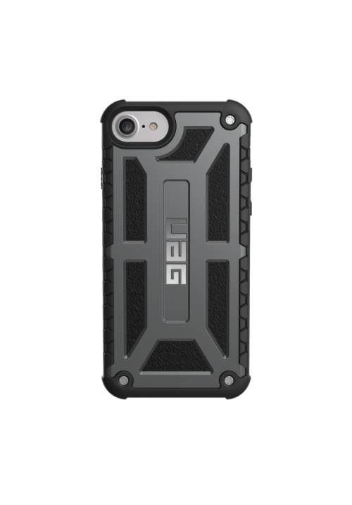 Θήκη για Apple Iphone 7/8/6/6s Uag Monarch Graphite/Black IPH8/7-M-GR