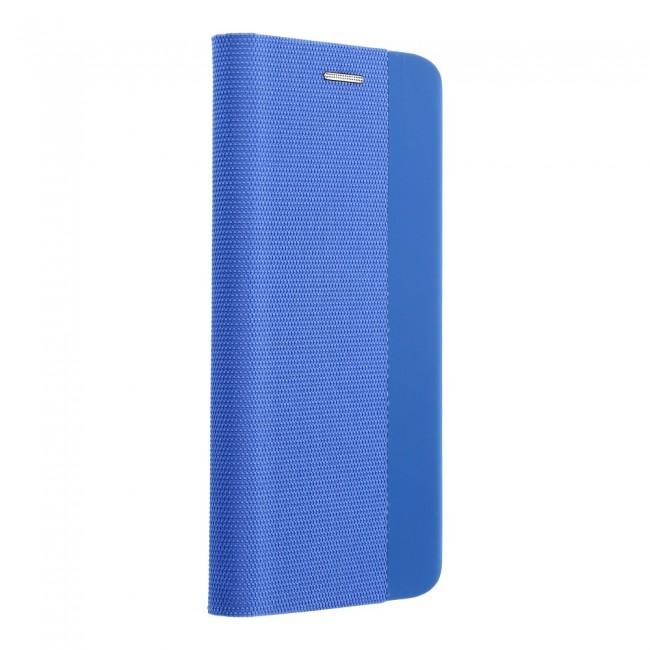 ΘΗΚΗ ΓΙΑ APPLE IPHONE 12 PRO MAX SENSITIVE BOOK CASE BLUE