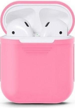 Θηκη για Apple Airpods Senso Silicone Pink SEBPG2P