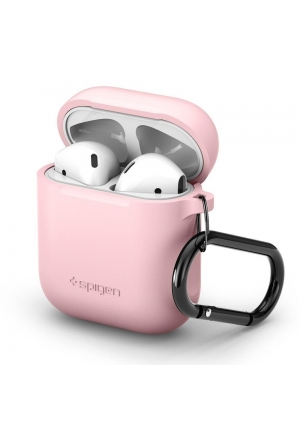 Θηκη για Apple Airpods Spigen Pink (066CS24810)