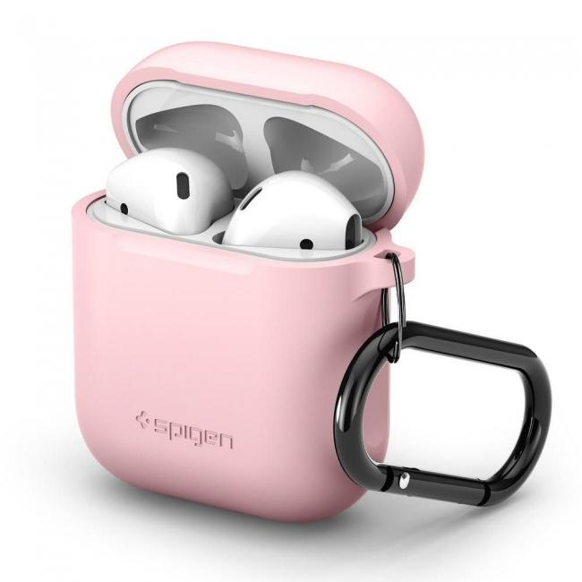 Θηκη για Apple Airpods Spigen Pink (066CS24810)