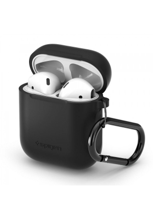 Θηκη για Apple Airpods Spigen Black (066CS24811)