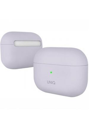 Θηκη για Apple Airpods Pro Uniq Lino Liquid Lavender UNIQ-AIRPODSPRO-LINOLILA (8886463672846)