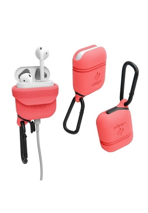Θηκη για Apple Airpods Catalyst Waterproof Coral CATAPDCOR